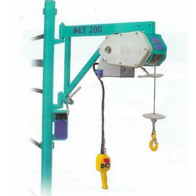 Building & Material Hoist - Turner Hire & Sales
