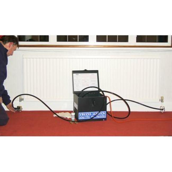 pipe freezing testing cleaning turner hire sales. Black Bedroom Furniture Sets. Home Design Ideas