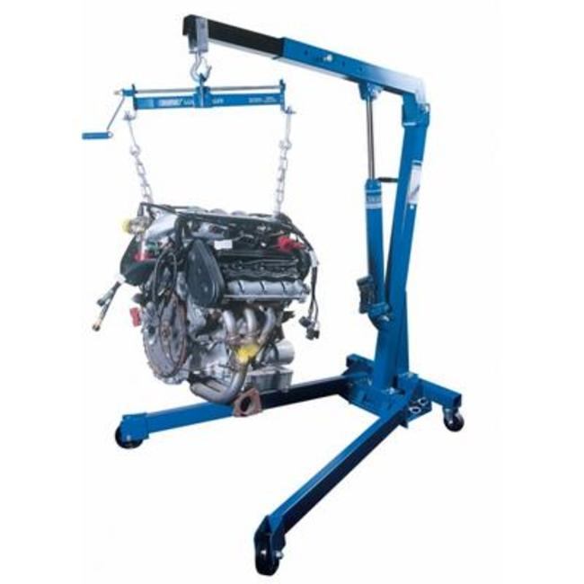 the hydraulic engine lifting device Picking out an engine hoist seems simple enough, at least at first  or strap on  the engine (these aren't included with the hoists) to lift it with the hydraulic pump   lifting tools, jack stands, electrical equipment, blunt instruments, chemicals,.